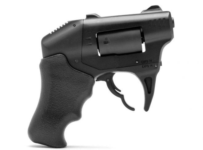 Revolver S333. Fuente Standard Manufacturing. Redacción Espacio Armas
