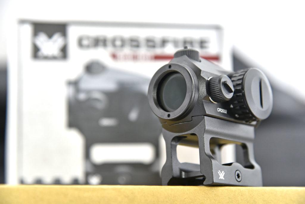 Red Dot Vortex Crossfire. Redacción Espacio Armas.