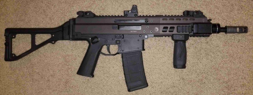 Rifle/fusil APC308 B&T (Brugger & Tomet) Estados Unidos