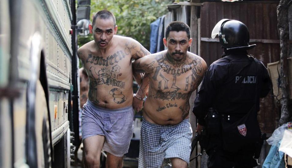 Mara Salvatrucha en El Salvador - Redacción Espacio Armas