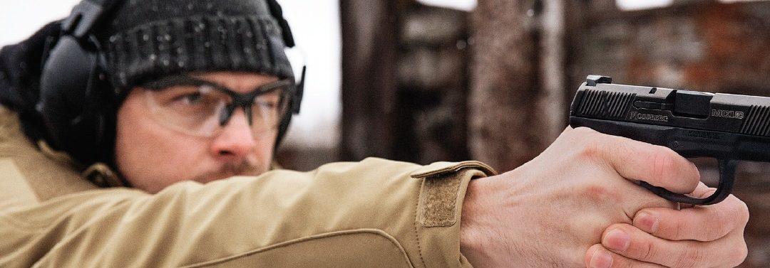 Mossberg, lanzamiento de la pistola  MC1sc