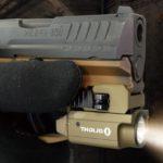 Linterna para pistola OLIGHT, para armas más compactas