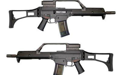Heckler & Koch recaudó $ 4.2 millones para ventas de rifles en México