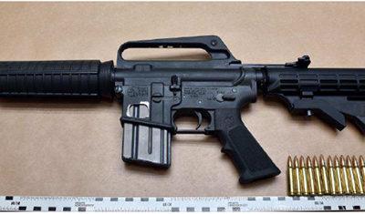 Suecia, Armas de fuego ilegales en Värnamo