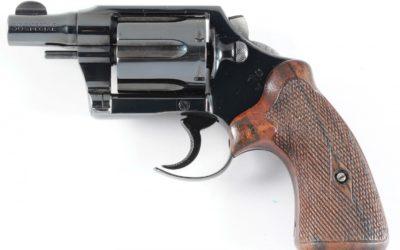 Revolvers Colt Fitz Special