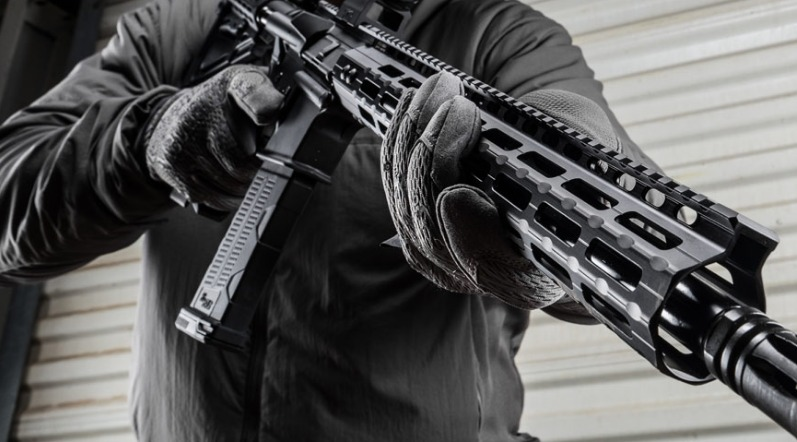 Modelo M400 del rifle estadounidense marca Sig Sauer - Redacción Espacio Armas
