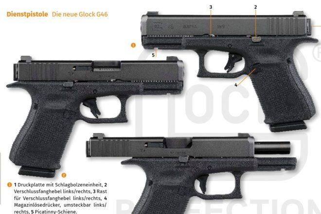 elección de la Glock austriaca sobre la HK alemana