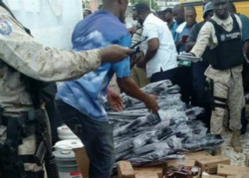 Policía y senador de Haití implicados en caso de tráfico de armas en EE. UU.