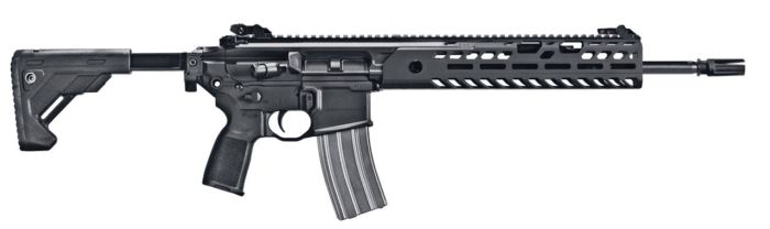 Departamento de Policía de Orlando adquiere el rifle  Virtus de SIG SAUER