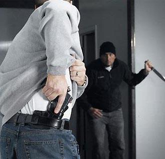 Seguridad ciudadana y derecho a la legitima defensa.