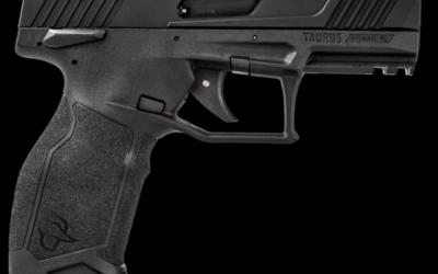 Taurus presenta la pistola TX22