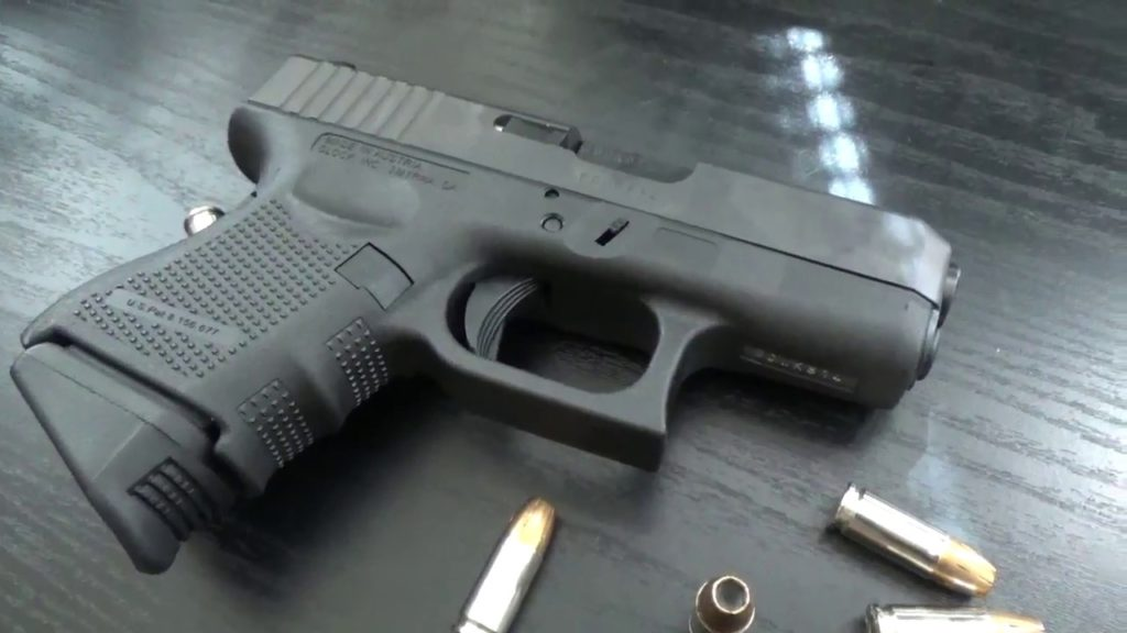 Colombia Glock Gen. 4