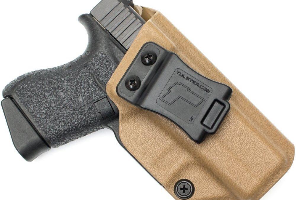 Fundas IWB Tulster para Glock 43X y Glock 48