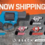 Revolver snubnose 856 Taurus, nuevos modelos