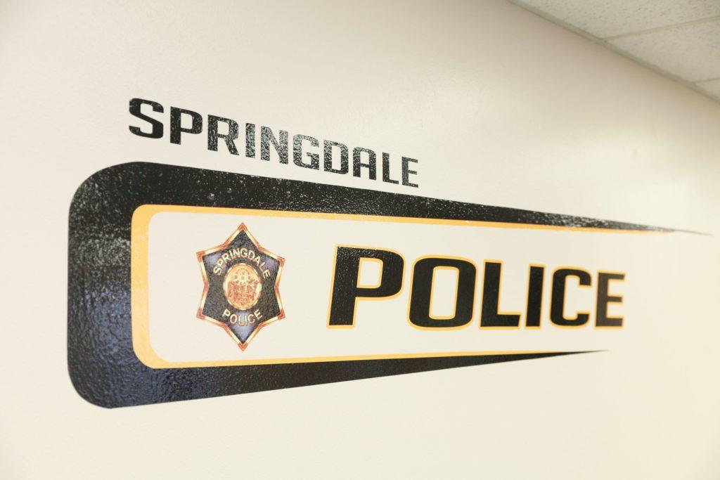 Glock 43 pistola respaldo para Policía de Springdale, Arkansas