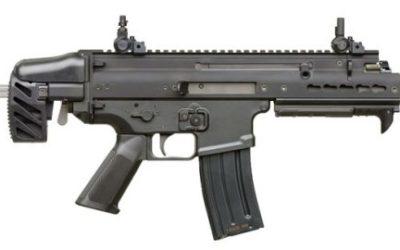 La policía belga adopta el rifle FN SCAR-SC en .300BLK