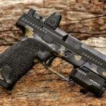 Reseña pistola Cz P10c. Prueba real por Simone Russo