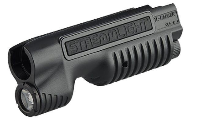 Linterna para escopeta TL-Racker integrada  de Streamlight