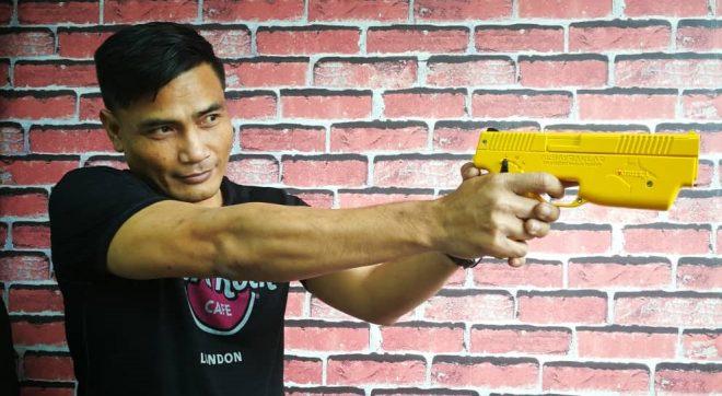 Pistola  paralizante Wattozz Wireless Electroshock Weapon