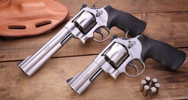 NUEVO Revolver Modelo 610 S&W, calibre 10mm
