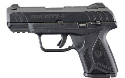 Ruger presenta la nueva pistola compacta Security-9