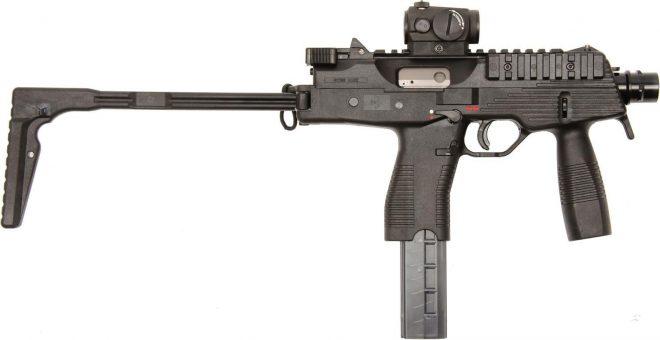 B&T USA se adjudicó un contrato para suministrar la  submetralladora MP9 SMG al Departamento del Sheriff del Condado de Lake, Indiana