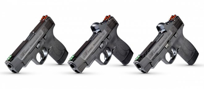 Pistola M&P Shield Smith&Wesson