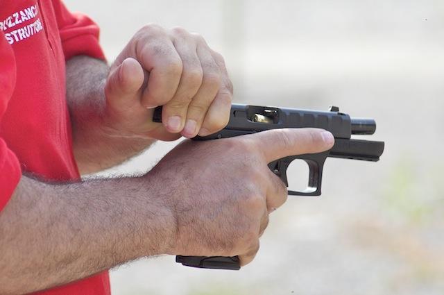 Pistola Beretta Apx todavía convence en el tiro defensivo