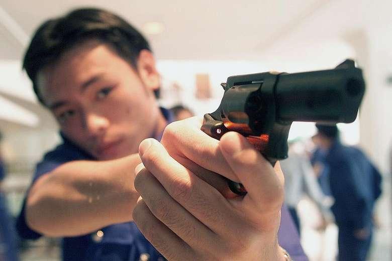 Policía de Singapur Glock 19 Gen 5: 6.000 pistolas