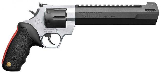 """Nuevo revolver Taurus 357 Magnum, línea  """"Raging Hunter"""""""