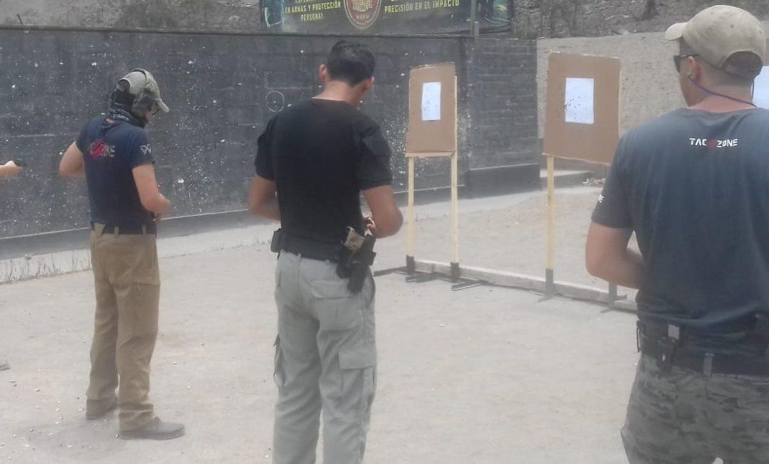Perú. Shooting Clinic  – Clínica de tiro