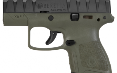 La nueva Beretta APX Carry