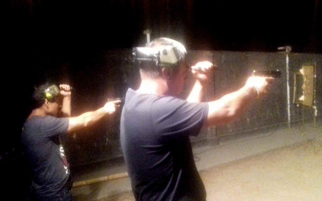 Perú. Curso de «Uso de linterna de mano / Low Light Pistol»