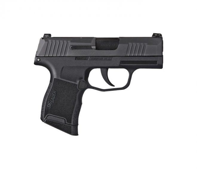 La Policía del Estado de Indiana selecciona la pistola SIG Sauer P365 como su arma de de respaldo
