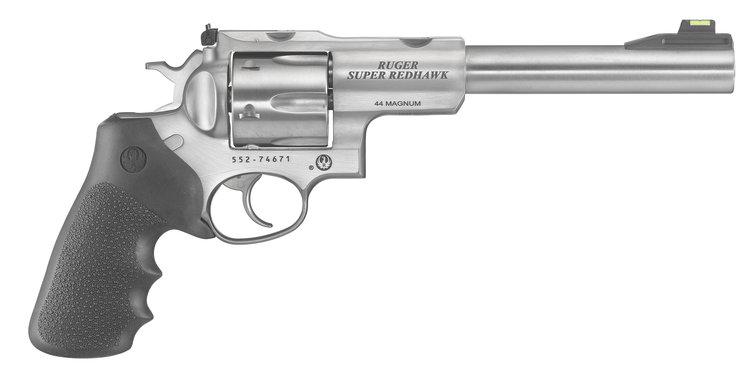 Revolver Ruger SUPER GP100, Competition Revolver