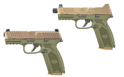 FN anuncia las pistolas Exclusive FN 509 de Bill Hicks