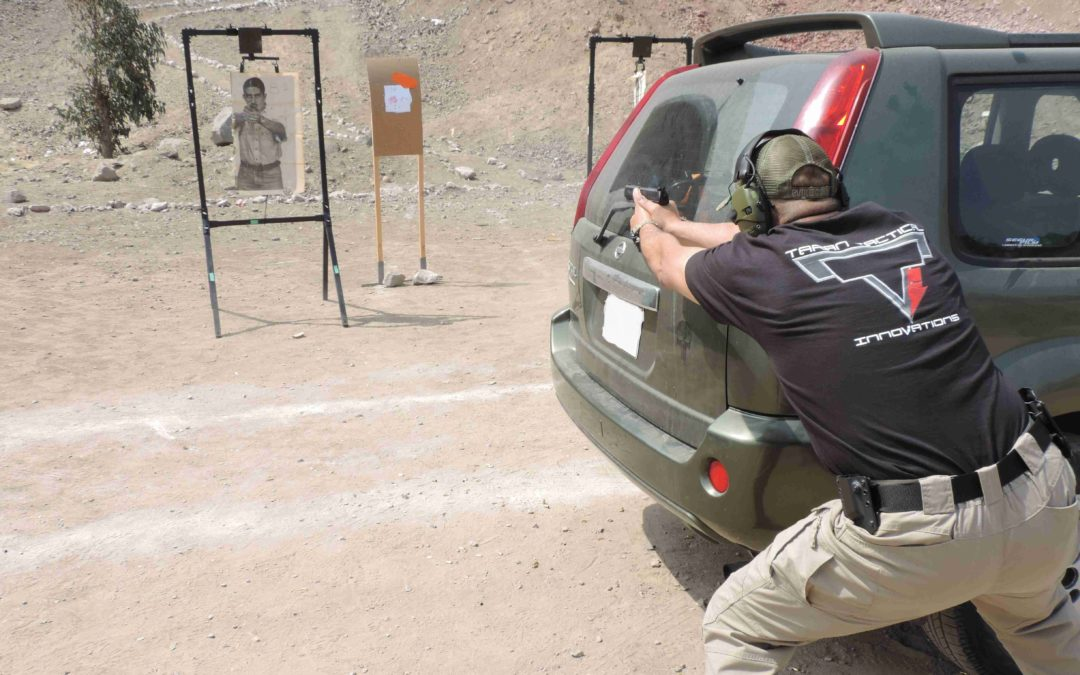 "Perú. Curso de ""CAR GUNFIGHTING"""