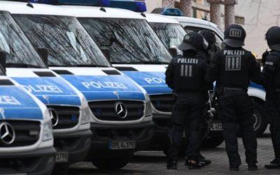 La policía  alemana  de Hesse adquiere el rifle HK416
