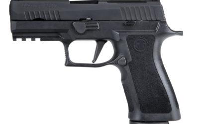 Policía New Hampshire  adquiere pistola SIG Sauer P320