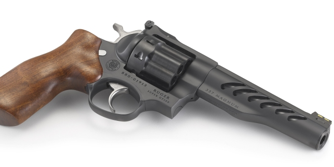 NUEVO Ruger SUPER GP100 Competition Revolver