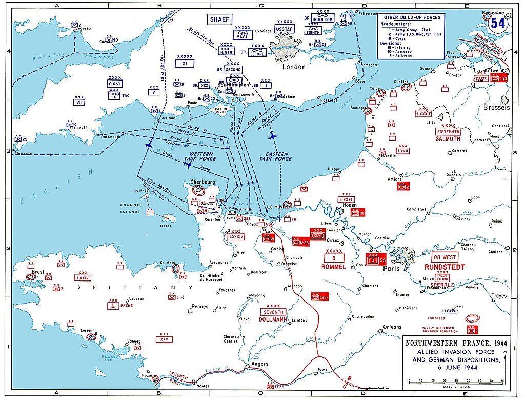 Historia militar Desembarco Normandía: 10 cosas que no sabías