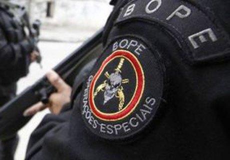 La fábrica llevaba al parecer más de 20 años operando. Batalhão de Operações Policiais Especiais —BOPE—.Fuente BOPE. Redaccion Espacio Armas.
