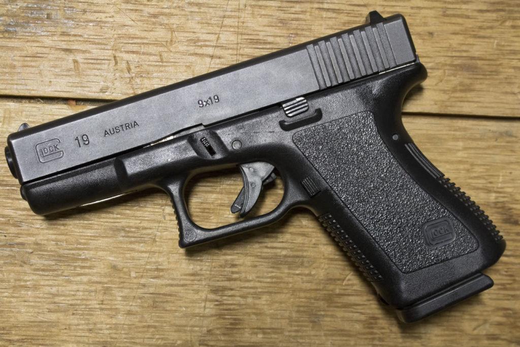 Glock 19 en cal. 9 mm Gen 2. Redaccion Espacio Armas