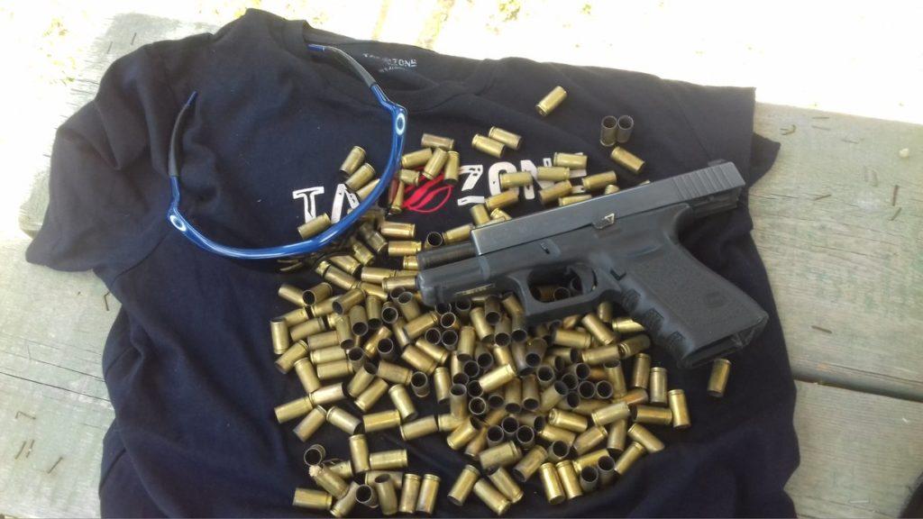 Glock 19 en cal. 9 mm Gen 3. Fuente Taczone. Redaccion Espacio Armas