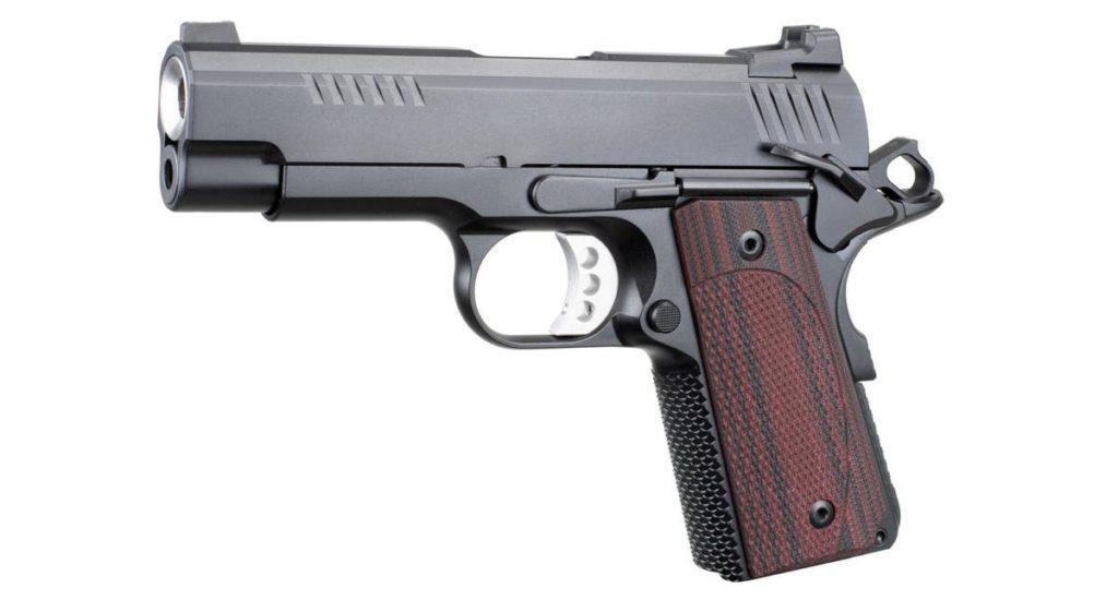 Pistola EVO-CCO9 Lightweight 1911 de Ed Brown, ¡ya está disponible!