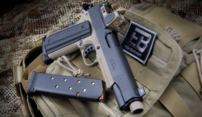 Nueva edicion de la pistola 1911 Special Force de Ed Brown