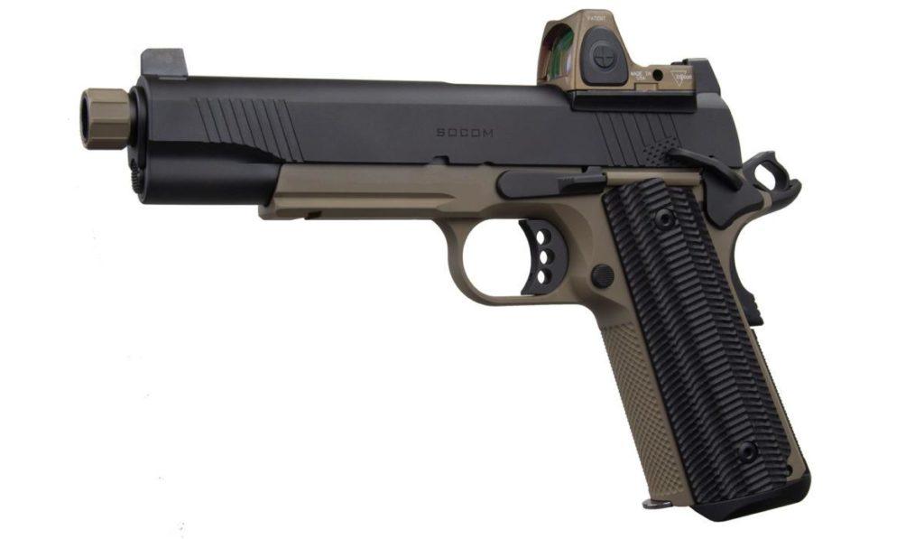 Pistola 1911 Special Force de Ed Brown, nueva edición