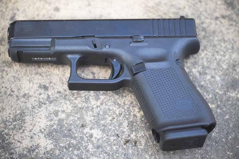 Pistola Glock 19 Gen5 para Policia de Allentown