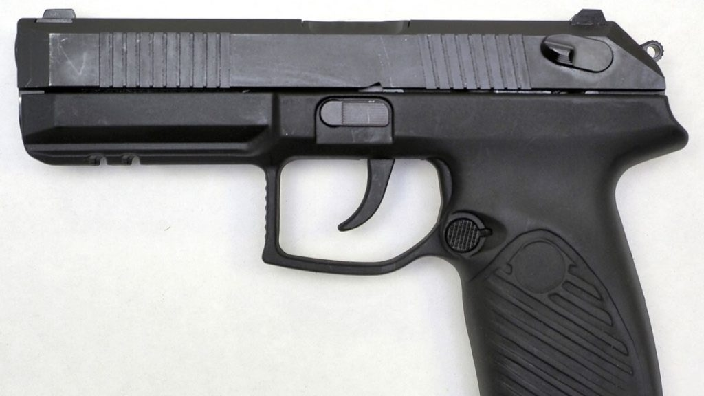 Pistolas UDAV fabricacion RUSA: el modelo 01