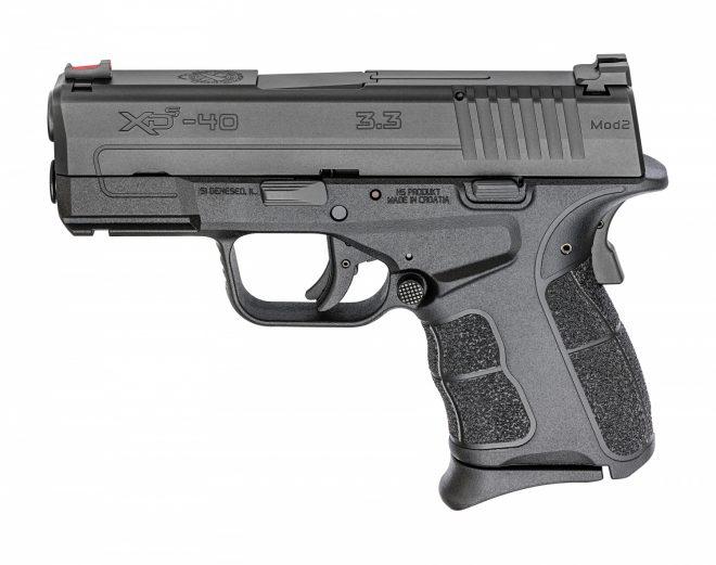 Springfield Armory XD-S Mod.2 en calibre  .40 S&W